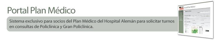 Agenda Un Turno De Atenci N Hospital Alem N