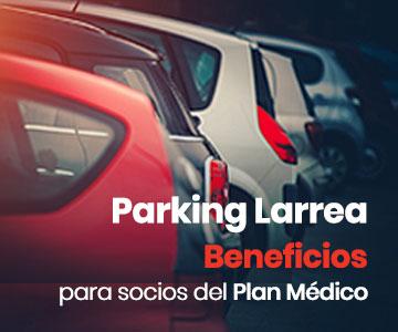 Parking Larrea