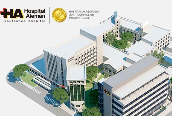 ¡El Hospital Alemán obtuvo la máxima acreditación internacional!
