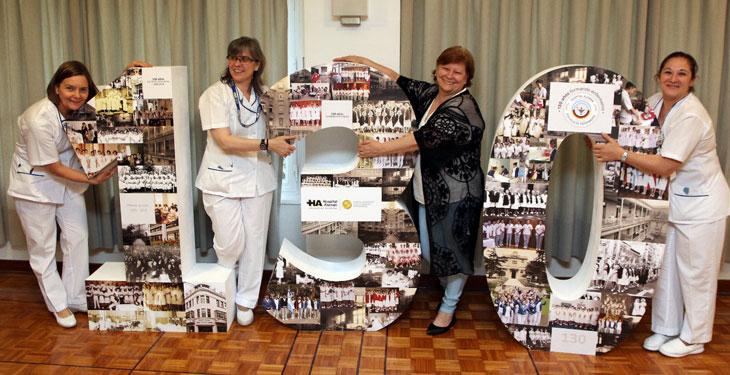 Nuestra Escuela de Enfermería cumplió 130 años