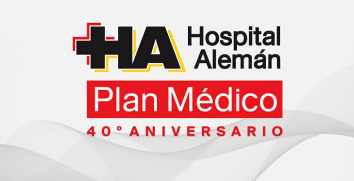 Plan Médico cumple 40 años