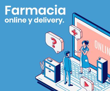 Farmacia online, te hace la vida más fácil