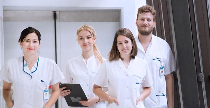 Estudiá Enfermería en una institución con trayectoria