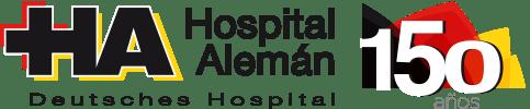 Logo Hospital Alemán